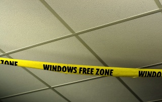 Windows-freie Zone wallpapers and stock photos