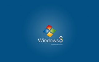 Random: Windows 8 new generation