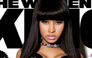 Nicki Minaj Close-up wallpapers and stock photos