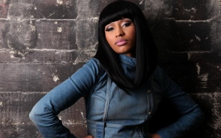 Nicki Minaj Denim wallpapers and stock photos