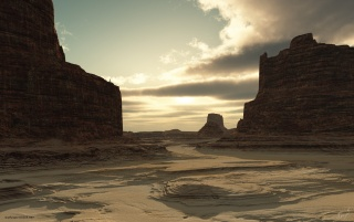 Desert Sand and Rock wallpapers and stock photos