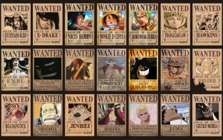 Random: Most wanted pirates