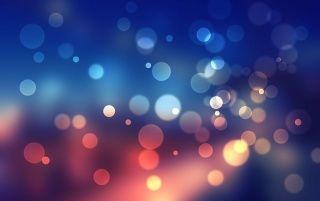 Blue bokeh wallpapers and stock photos