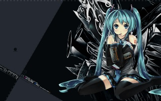 Hatsune Miku wallpapers and stock photos