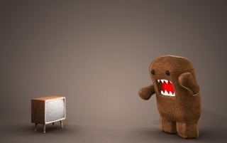 OMG it's Domo Kun wallpapers and stock photos