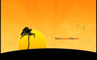 Here comes the sun wallpapers and stock photos