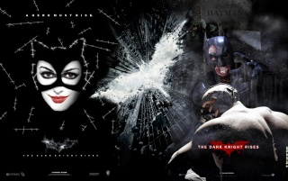 Random: Batman, The Dark Knight Rises