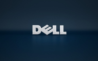 DELL blue wallpapers and stock photos