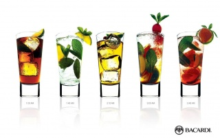 Bacardi cocktails wallpapers and stock photos