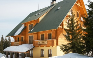 Previous: Winter chalet