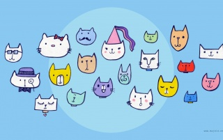 Happy cats wallpapers and stock photos