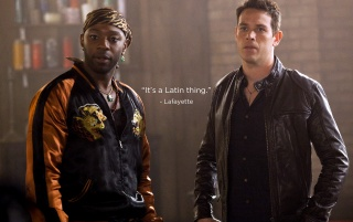 True Blood Season 4 Zitate: Lafayette wallpapers and stock photos