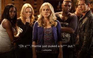 Random: True Blood Season 4 Lafayette