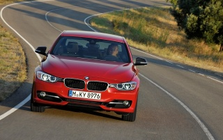 Previous: Red BMW 3 Series Sedan Sport Line Front