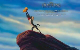 Lion King 3D Little Simba wallpapers and stock photos