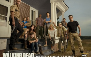 Random: The Walking Dead Cast