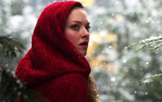 Amanda Seyfried Red Riding Hood wallpapers and stock photos