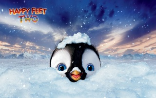 Happy Feet 2 wallpapers and stock photos