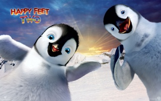Happy Feet Two Fun wallpapers and stock photos