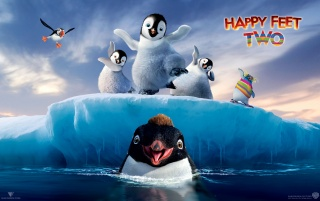 Happy Feet Two Swim wallpapers and stock photos