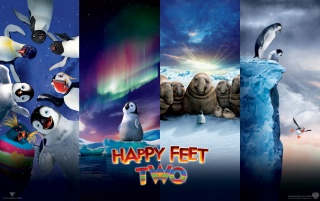 Happy Feet Two Story wallpapers and stock photos