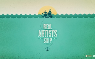 Real Artists Ship wallpapers and stock photos