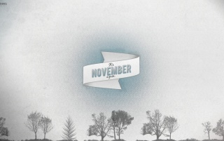 It�s November Again wallpapers and stock photos