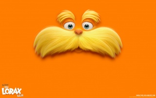 Dr. Seuss - The Lorax wallpapers and stock photos