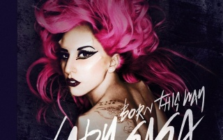 Lady Gaga Born This Way wallpapers and stock photos