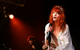 Florence and the Machine wallpapers and stock photos