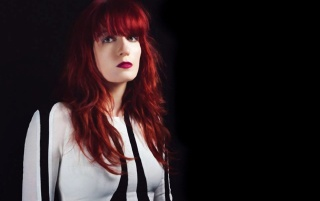Florence Welch Blanca wallpapers and stock photos