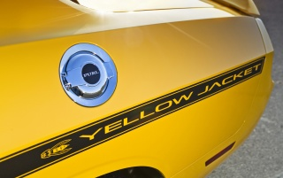 Random: 2012 Dodge Challenger SRT8 392 Yellow Jacket Gas Cap