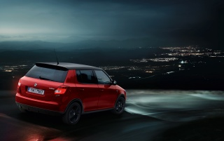 The power skoda 2011 wallpapers and stock photos