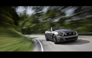 Ford Mustang Geschwindigkeit wallpapers and stock photos