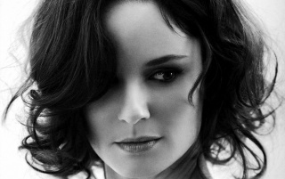 Sarah Wayne Callies Closeup wallpapers and stock photos