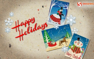 Retro Christmas wallpapers and stock photos