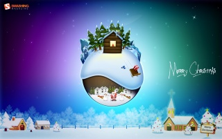 Christmas Winter wallpapers and stock photos
