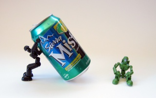 Sierra Mist robots wallpapers and stock photos