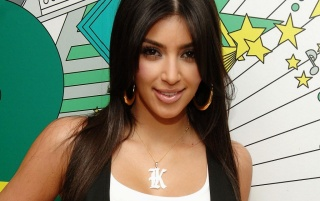 Kim Kardashian Smile wallpapers and stock photos