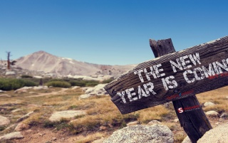 The New Year is coming wallpapers and stock photos