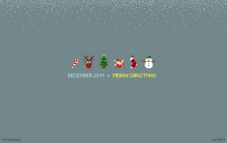Christmas Pixel wallpapers and stock photos