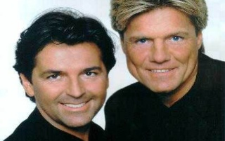 Random: Modern Talking music