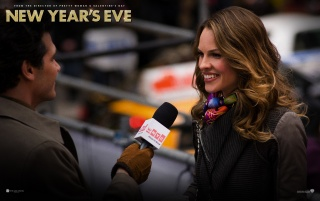 Hilary Swank New Year's Eve wallpapers and stock photos