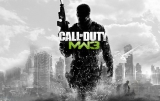 Call of Duty Modern Warfare 3 wallpapers and stock photos