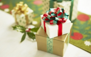 Christmas Gifts 2011 wallpapers and stock photos