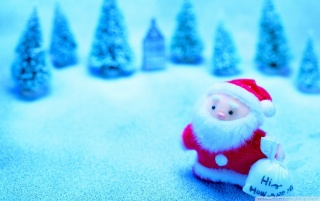 Santa Claus Toy wallpapers and stock photos