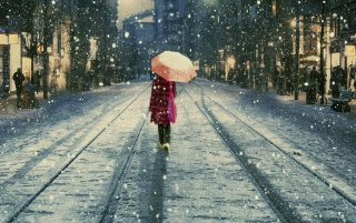 Previous: Girl Walking in Snow