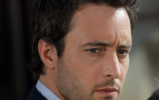 Alex O'Loughlin Closeup wallpapers and stock photos