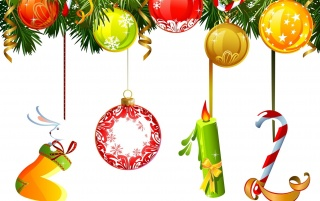 2012 ornaments wallpapers and stock photos