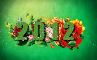 Random: 2012 Happy New Year